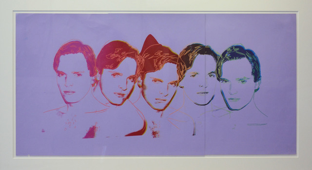 , 'Miguel Bose,' 1983, Long-Sharp Gallery
