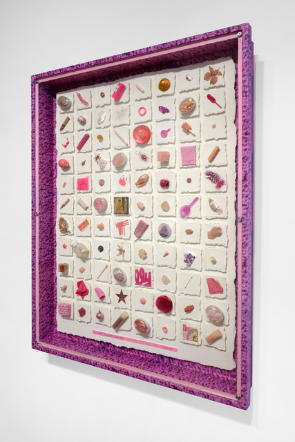 , 'Untitled (Pink) Museum,' 2004, Pavel Zoubok Fine Art