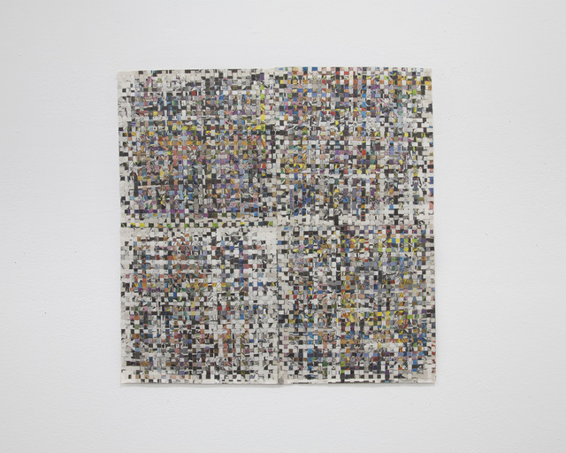, 'Untitled (Spiraling #1),' 2016, Jenkins Johnson Gallery
