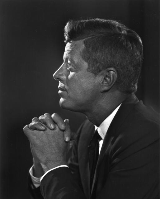 , 'John F. Kennedy,' 1960, Beetles + Huxley
