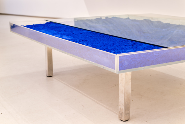 , 'Table bleue,' 1961, Mirat Projects