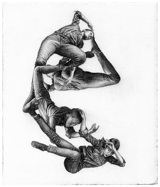 , 'Auriga (Study),' 2015, Anna Zorina Gallery