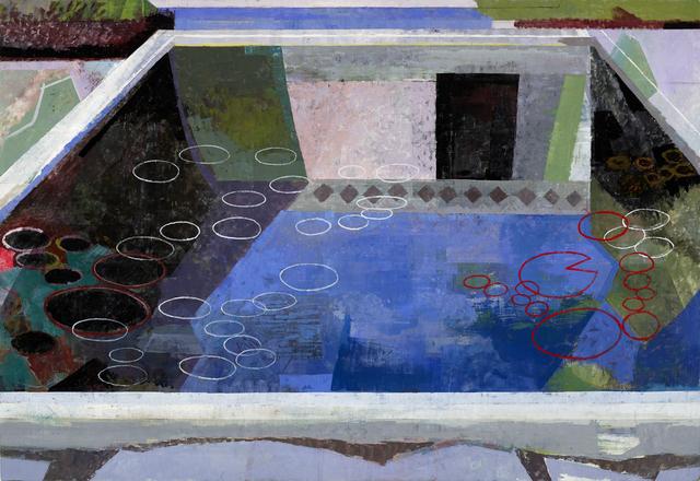 , 'Reflecting,' 2017, Gallery Henoch