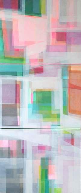 , 'Pink 51.3 N,' 2017, Gallery Elena Shchukina