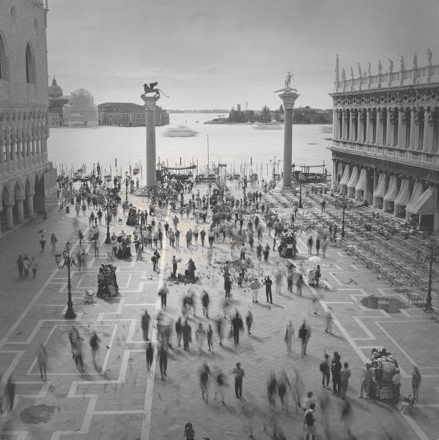 , 'Piazzetta San Marco, Venice,' 2001, Damiani
