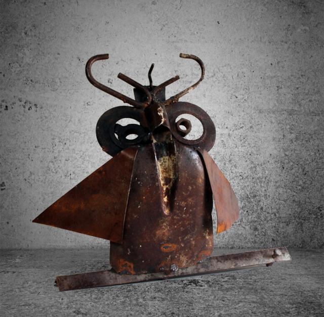 , 'Owl,' 2016, Galeria Kalo