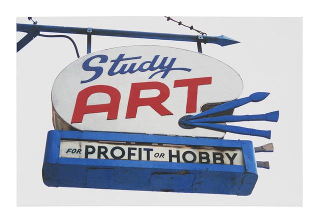 John Waters, 'Study Art', 2008, Marianne Boesky Gallery