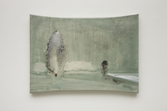 , 'Two Trees and Water,' 2012-2013, Hollis Taggart Galleries