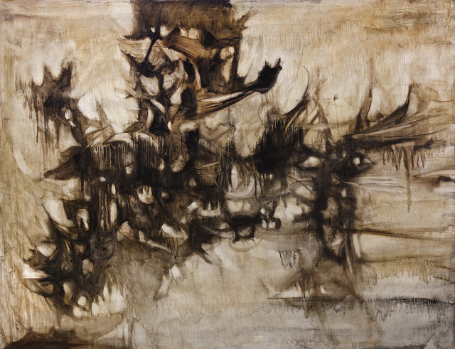 , 'Untitled (Wind Series),' ca. 1955, Hollis Taggart Galleries