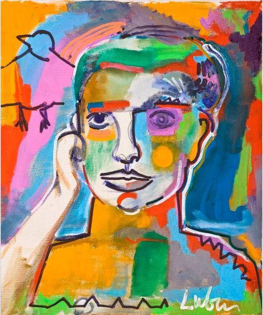, 'Skylar,' 2016, Eden Fine Art