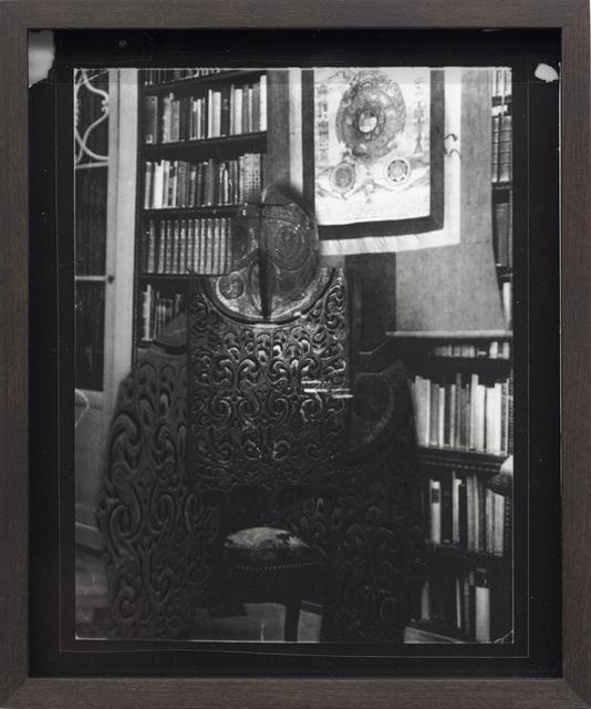 , 'The Symbolist,' 2015, Kadel Willborn