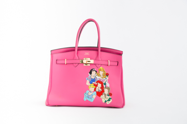 , 'Princess Firkin Bag ,' 2014, Transfer Gallery
