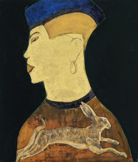 , 'To Pisanello,' 2017, Mashrabia Gallery of Contemporary Art