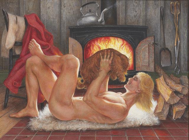 , 'Winter #2,' 1985, Childs Gallery