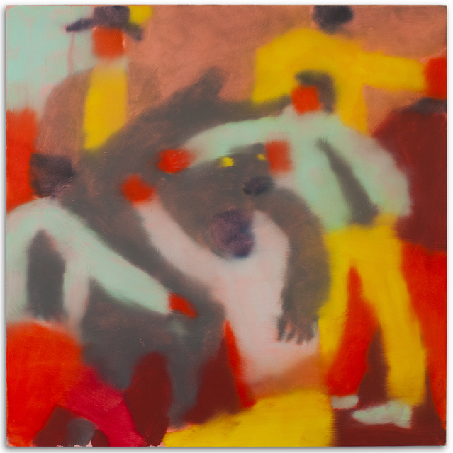 , 'Beast Beating,' 2015, Anna Zorina Gallery