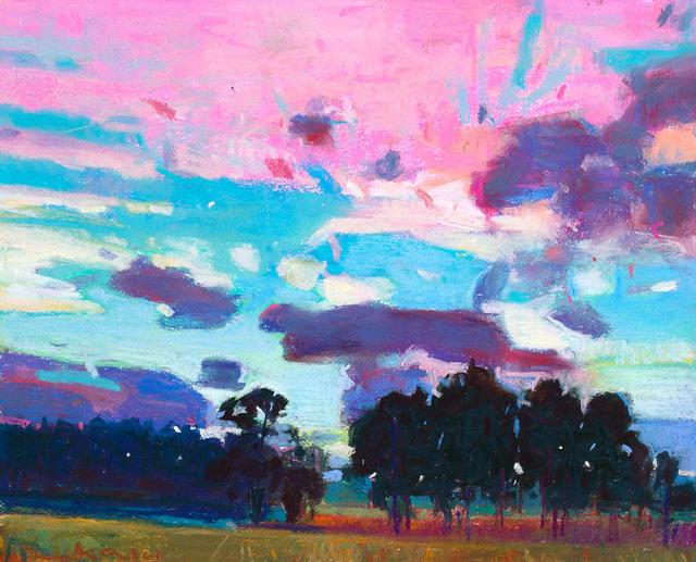 , 'HIGH MAGENTA,' 2014, Jerald Melberg Gallery