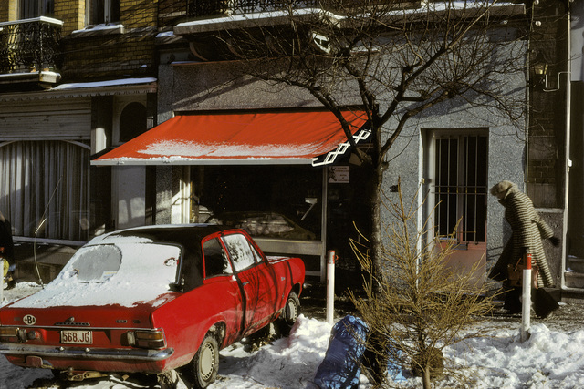 , 'Brussels, Belgium,' 1981, GALLERY FIFTY ONE