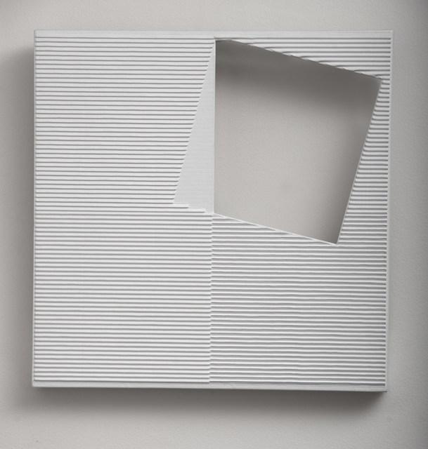 , 'Construction du Vide N°3,' 1987, Galería RGR