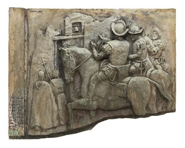 , 'The Spanish Conquistadors,' 2012, Valley House Gallery & Sculpture Garden