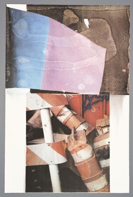 Robert Rauschenberg, 'Art (Tribute 21)', 1994, San Francisco Museum of Modern Art (SFMOMA)