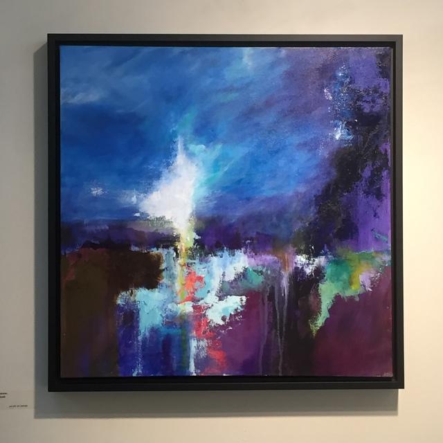 , 'Elements of Water, Dreaming Clouds,' 2018, Studio 13 Fine Art