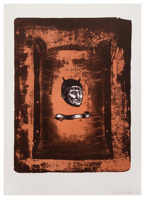 Fred Stonehouse, 'El Senor', 1990, Hindman