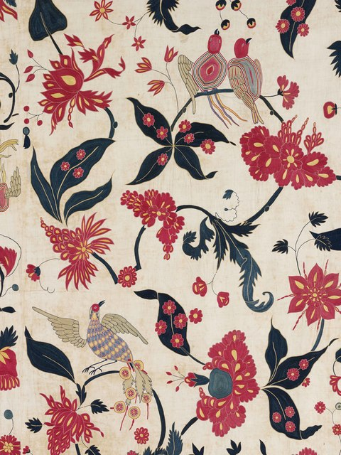 , 'Wall Hanging (detail),' 1700, Victoria and Albert Museum (V&A)
