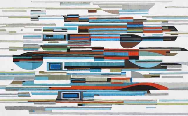 , 'Del Mar 23,' 2017, Susan Eley Fine Art