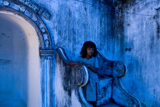 , 'Girl in Blue,' 2007, Anastasia Photo