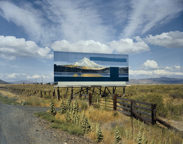 , 'U.S. 97, South of Klamath Falls, Oregon, July 21, 1973,' 1973, The Museum of Modern Art