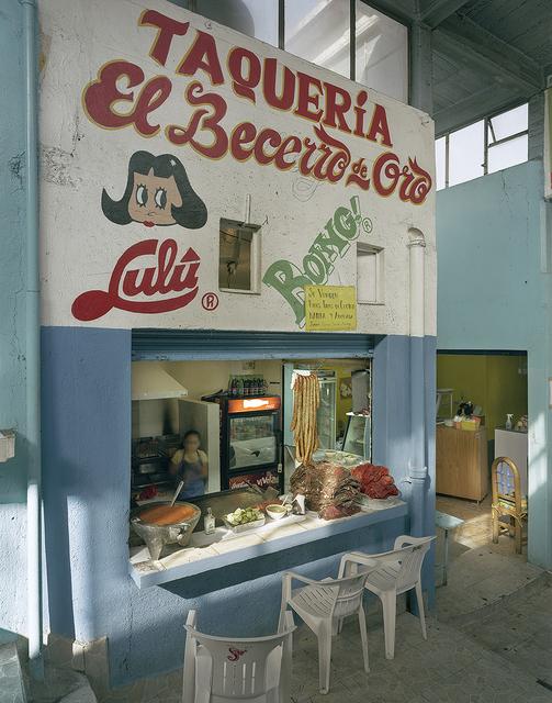 , 'Taquería El Beccero de Oro, Independencia, Mexico State, Mexico ,' 2006, Robert Klein Gallery