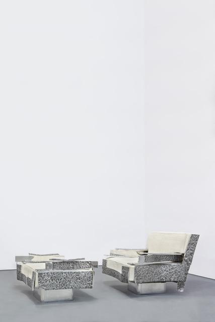, 'Gaia Imprint Armchair,' 2013, Carpenters Workshop Gallery