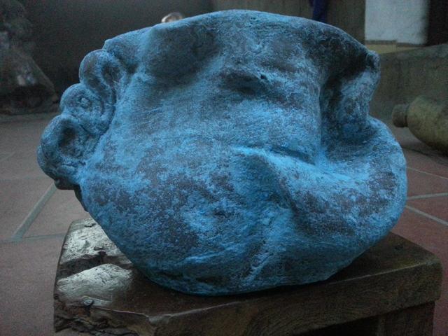 , 'Vietnamese Bronze Vessel 1,' 2015, Samsøñ