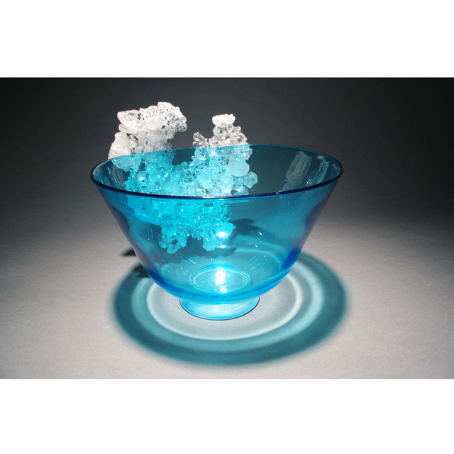 , 'Teal Symbiote Bowl,' 2018, Petroff Gallery