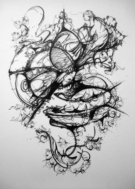 , 'Drawing 16,' 2007, Elisa Contemporary