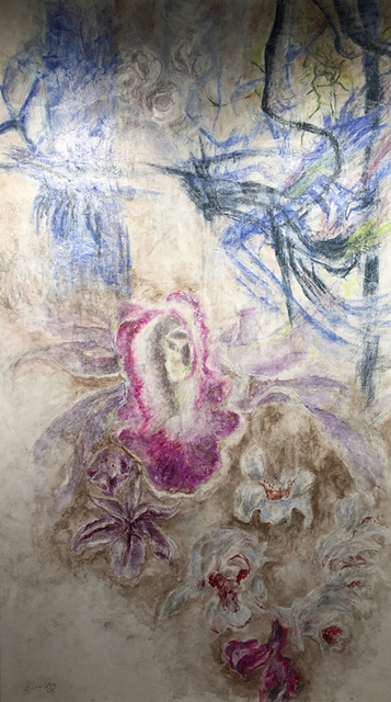 , 'The Orchid,' 2017, Yuan Ru Gallery