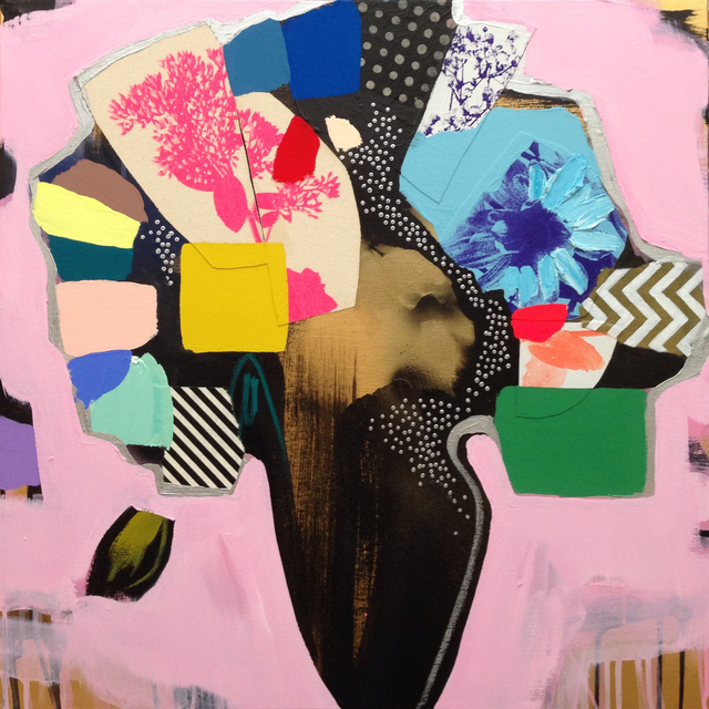 , 'Vase of Flowers (Pink Blush),' 2017, Newzones
