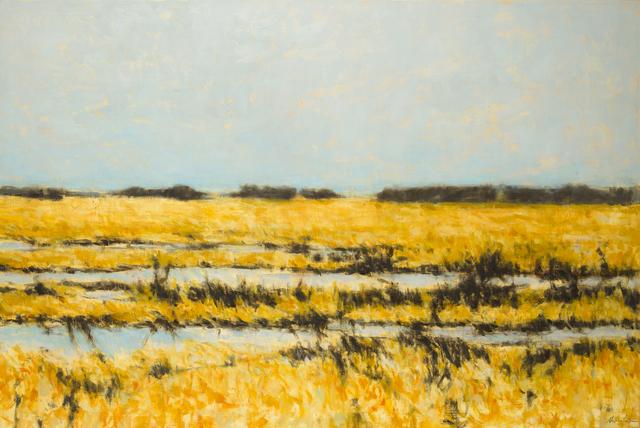 , 'Waiting,' 2013, Greg Thompson Fine Art