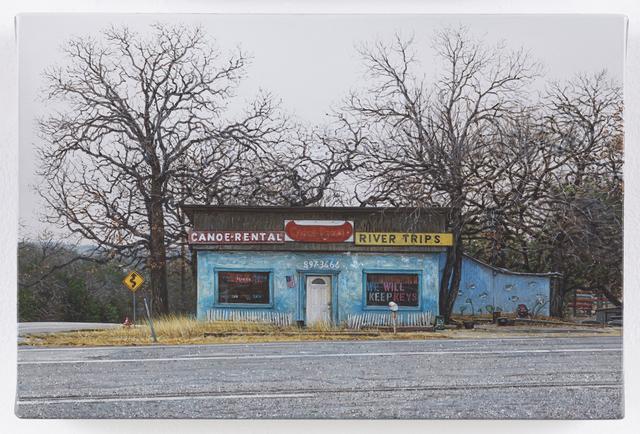, 'Canoe Rental,' 2018, Miles McEnery Gallery