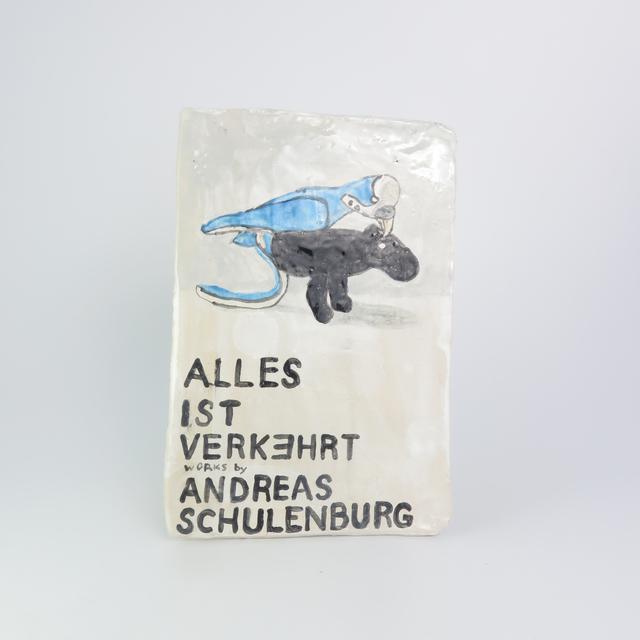 Rose Eken, 'Alles ist Verkehrt', 2018, V1 Gallery