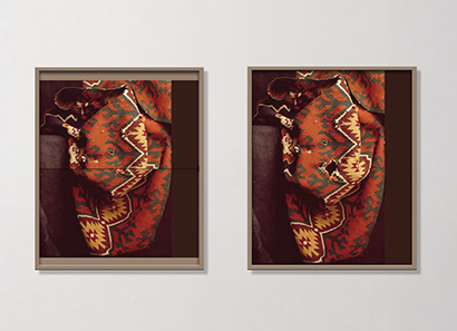 , 'Hole,' 1992, Dvir Gallery