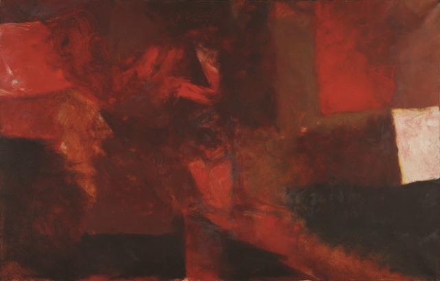 Avigdor Arikha, 'Untitled, 1960s, Oil on canvas, 73X116 cm. Signed.', 1929-2010, Tiroche Auction House & Gallery