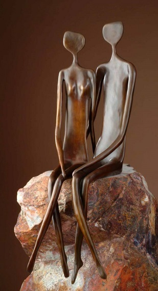 , 'Friends and Lovers,' , CODA Gallery