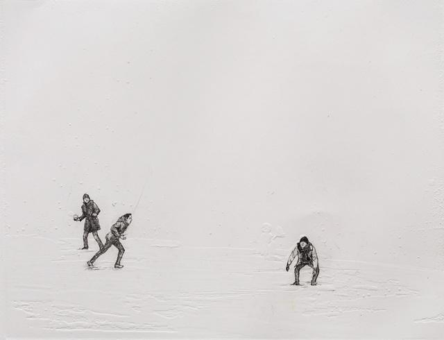 , 'Snowman,' 2013, Gallery LVS