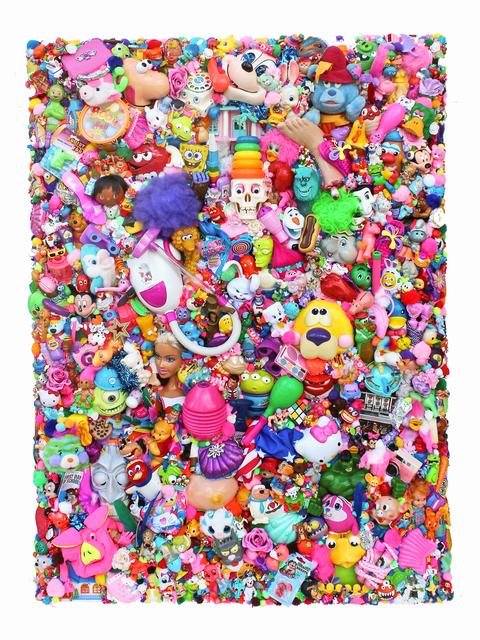 , 'Sprinkles,' 2017, Jaski