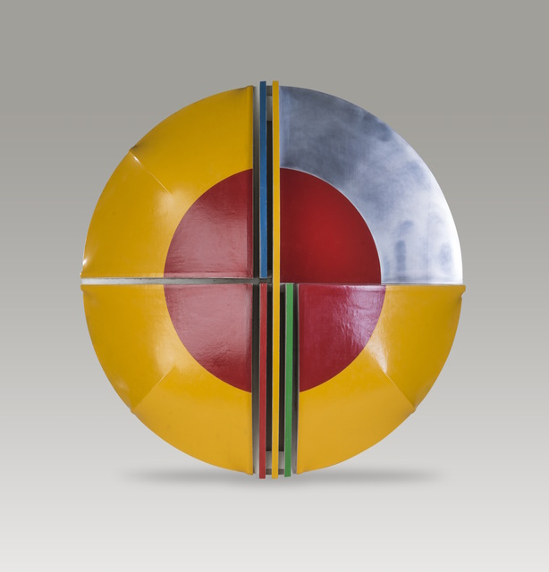 , 'Yellow Shield,' ca. 1960, Vallarino Fine Art