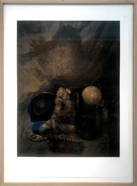 , 'Gravure doré #001,' 2020, Galerie Les filles du calvaire