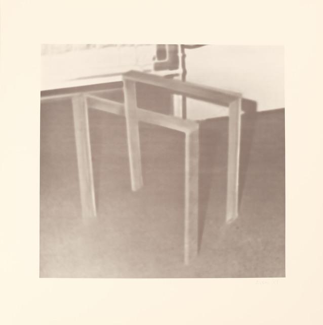 , 'Blatt e aus der Edition: 9 Objekte ,' 1969, Galerie Brigitte Schenk
