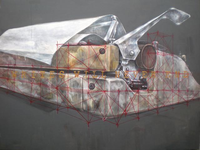 Vani Hidayatur Rahman, 'Writes Will Never End (Typewriter Series)', 2010, Ode to Art