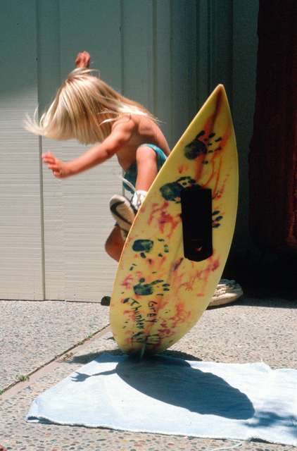 Herbie Fletcher, 'Greyson, Surfboard Ollie, 1992', 2019, Gagosian